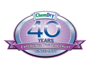 40 years of experience you can trust badge