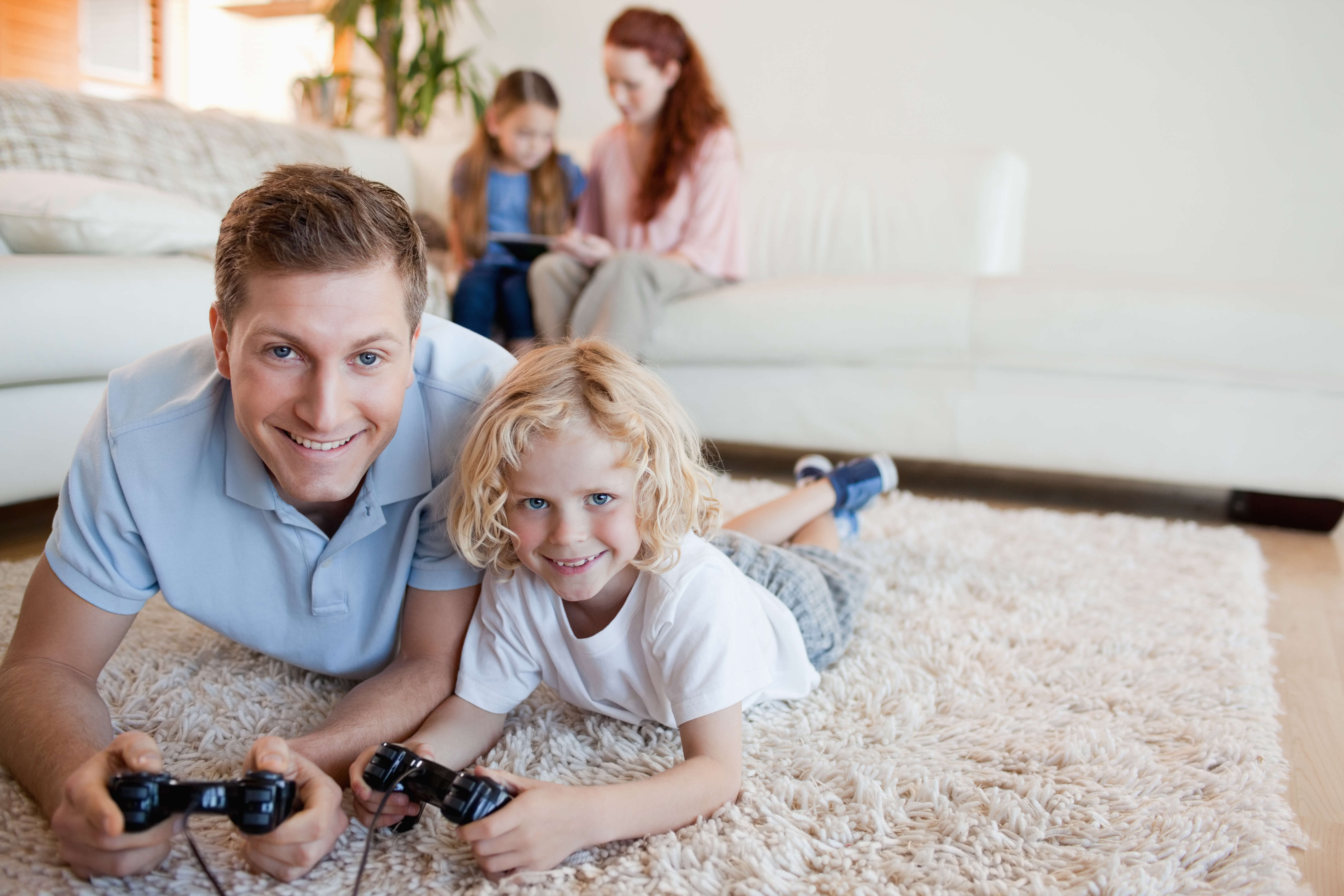 family after carpet cleaning irvine ca