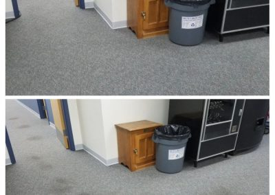 office carpet before and after carpet cleaning in seal beach ca