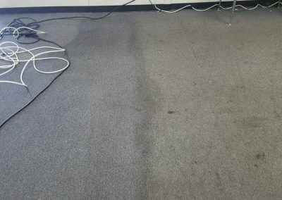office carpet before and after carpet cleaning in newport beach ca