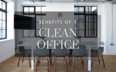 Benefits Of A Clean Office