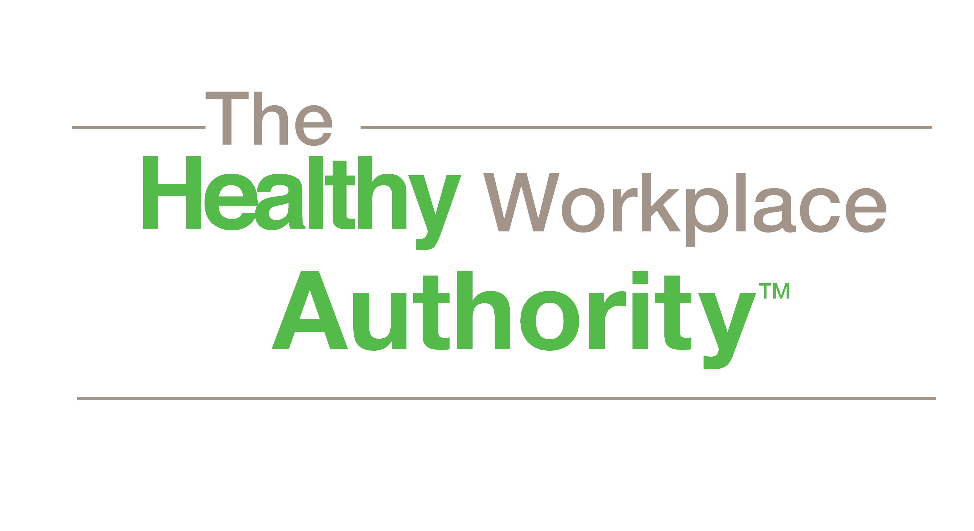 Healthy Workplace Authority Graphic