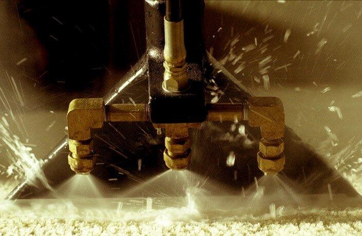 machine doing steam cleaning orange county ca