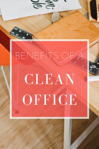 Benefits of a clean office orange county