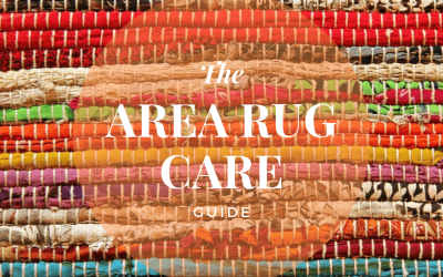 Area Rug Care Guide